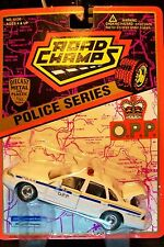 ROAD CHAMPS ONTARIO CANADA PROVINCIAL POLICE 1/43 SCALE FORD CROWN VICTORIA 1995
