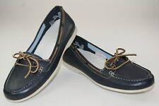 Timberland Benin Pantofola Mocassini Scarpe da Barca gr 37 US 6 Donna 62351
