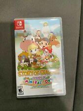 Historia de temporadas: amigos de Mineral Town (Nintendo Switch) Harvest Moon