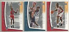 Michael Jordan 2001-02 UD Bulls MJ's Back -- YOU PICK 3 for $6.95 FREE SHIP