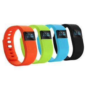 Smart Bracelet Bluetooth smart Wristbands Waterproof &Passometer & Sleep Tracker