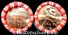 2014 P Union Shield Lincoln Cent Penny Roll - Gem BU Brilliant Uncirculated UNC
