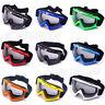 Motocross Helmet Goggles Ski Sport For Motorcycle MX Dirt Bike Outdoor Racing