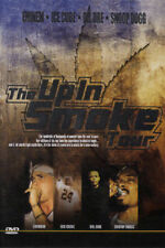 The Up In Smoke Tour: Ice Cube Dr. Dre Eminem Snoop Dog DVD *NEW