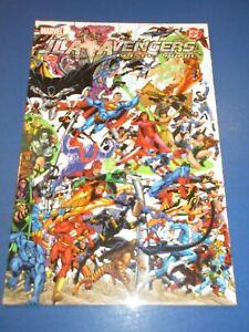 JLA/Avengers #3 VF Beauty Wow Thor Superman Batman