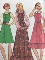 1979 Simplicity7059 Vintage Sewing Pattern Womens Jumper Size 5  7