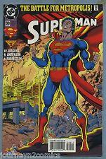 Superman #90 1994 Dan Jurgens Brent Anderson DC v