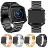 Stainless Steel Strap Bracelet Watch Band For Fitbit Blaze Smart Watch US