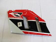 Carene, code e puntali in argento per moto Suzuki