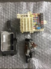 Honda Jazz IVTEC 1.4 ECU Fuse Box And Ignition Unit