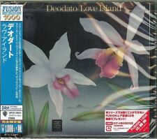 DEODATO-LOVE ISLAND-JAPAN CD Ltd/Ed B63