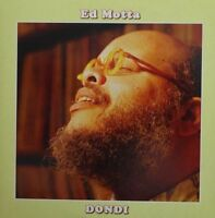 ED MOTTA : DONDI - [ PROMO CD SINGLE ]