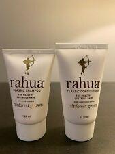 Rahua Classic Shampoo & Conditioner Travel Duo 22 ml each NEW