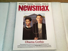 NewsMax-Obama Gothic - May 2012 - Mario Piperni  Cover