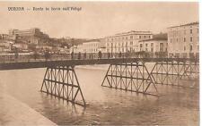 VERONA  -  Ponte in ferro sull' Adige