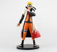 Anime Naruto Shipuden Uzumaki Naruto Uzumaki Statue 25CM PVC Figure Toys In Box