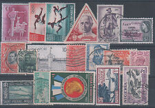Mixed stamps collection (1920-1960) #20021