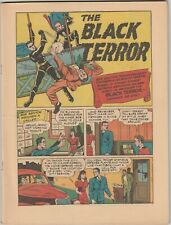 America's Best Comics #1 1942 COVERLESS