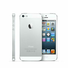 Apple iPhone 5 - 64GB - White & Silver (Unlocked)