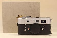 Last Batch Made in 1992 Leica M5 Silver Chrome Film Camera
