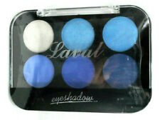LAVAL Eyeshadows Palette Blue Collection 6 Colours