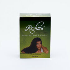 Reshma Henna Powder - DARK CHOCOLATE   Color 150g Pack for Hair+FREE GIFT