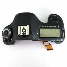 New LCD Top cover / head Flash Shell for Canon EOS 5D Mark III / 5D3 Repair Part