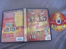 La ferme se rebelle de Will Finn, DVD, Animation/Disney