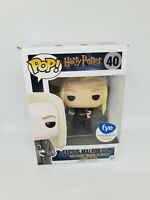 Harry Potter Funko Pop Vinyl  Lucius Malfoy prophecy FYE exclusive 40 GTC3 Rare