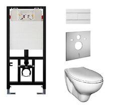 WC - Element + Platte plus Wand -  WC Ceravid  Vorwandelement  Eckmontage