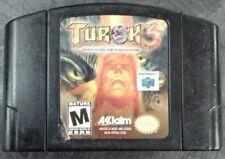 Turok 3: Shadow of Oblivion (Nintendo 64, N64 2000)