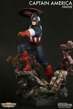 Captain America Action Version Bowen Designs Marvel Statue
