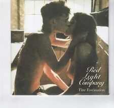 (GR307) Red Light Company, Fine Fascination - 2008 DJ CD