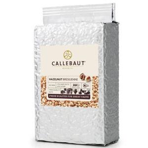 Callebaut Hazelnut Bresilienne – Chopped and Caramelised Roasted Hazelnuts