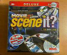 Scene It Movie 2nd Edition (Deluxe Edition) (DVD / HD Video Game, 2007) *SEALED*