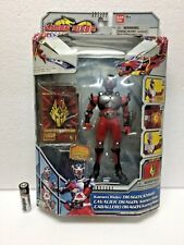 "Bandai Kamen Rider Dragon Wing Knight 6"" red Action Figure with SPECIAL CARD"