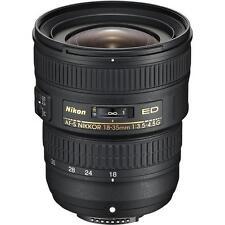 Nikon Nikkor 18-35mm f/3.5-4.5 FX AF-S ED G Lens