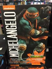 Michelangelo Teenage Mutant Ninja Turtles Tnmt Goodsmile Statue New