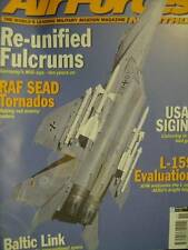 Air Forces Monthly Magazine November 2000 Germany MiG-29s/RAF SEAD Tornados/L-15
