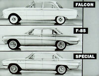 1961 Ford Falcon Dealer Promo Versus Compacts Comparison Film CD MP4 Format