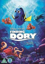 Finding Dory [DVD] Disney Pixar Ellen DeGeneres Animation BRAND NEW REGION 2