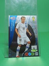 Panini #386 Diego Forlan Expert Fifa World Cup Brasil 2014 Adrenalyn XL