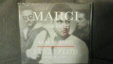 MARCI SEMERARO & M.M.S BAND - SENZA FIATO  (BLAZE OF GLORY). PROMO CD SINGOLO 1