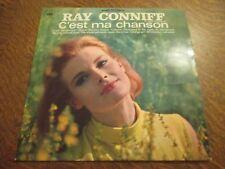 33 tours RAY CONNIFF ET SES CHOEURS c'est ma chanson S 63 037
