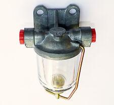 Coche clásico de alto caudal Ac Delco Tipo de combustible y Trampa De Agua Recipiente de vidrio del filtro, c13681