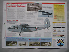 Aircraft of the World Card 142, Group 4 - Scottish Aviation Pioneer/Twin Pioneer