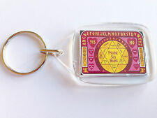 Ouija Board Keyring Magic Psychic Sex Gothic Pagan Witch Ghost halloween Seance