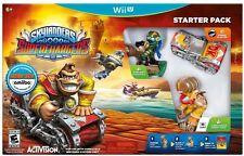 Skylanders SuperChargers Starter Pack Kit *Brand New* (Nintendo Wii U, 2015)