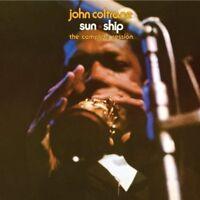 John Coltrane - Sun Ship: Complete Sessions [New CD]