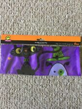 New Pet Halloween House Flag Spooky Dog And Cat Purple
